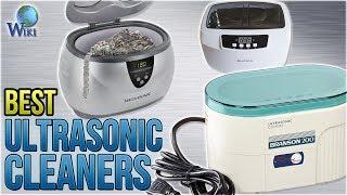 10 Best Ultrasonic Cleaners 2018