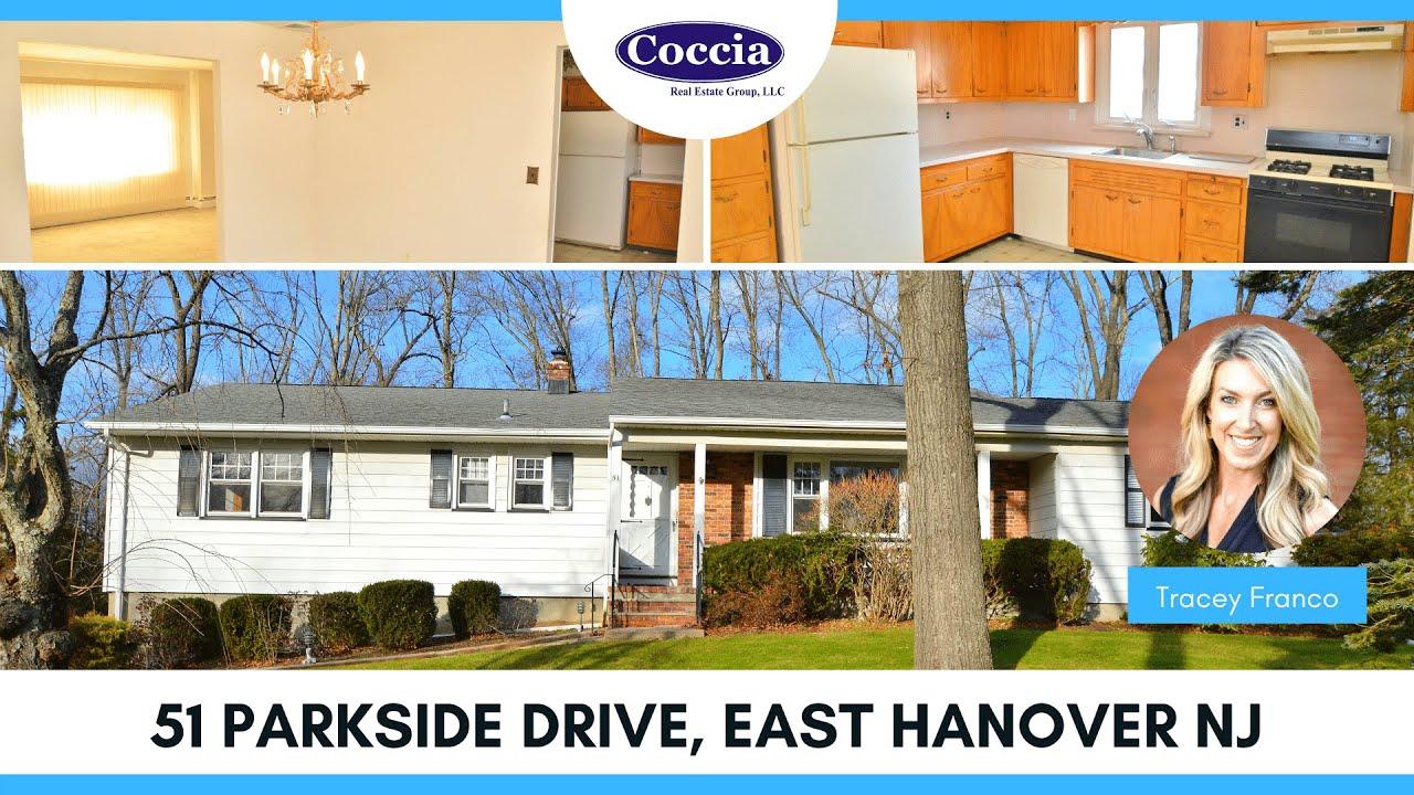51 Parkside Drive | Homes for Sale East Hanover NJ | Morris County