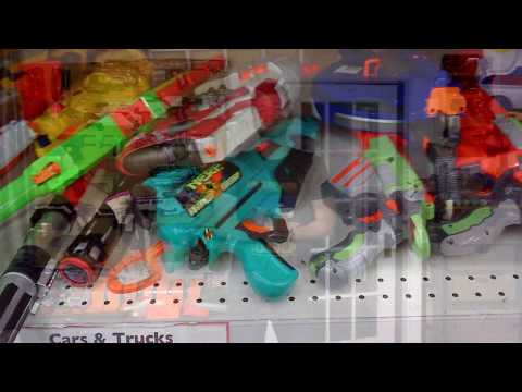 Nerf Goodwill Hunting: January 2017 Local