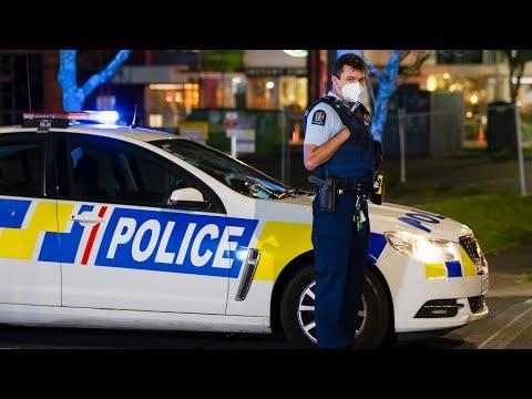 Police kill violent extremist in New Zealand supermarket