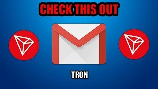 "Revealed: Private Tron [TRX] Letter To ""Crypto Influencers"""