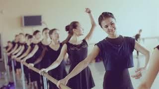 Класс-урок в Мариинском Театре