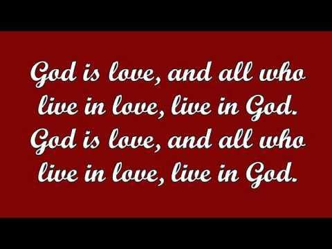 God Is Love (David Haas)