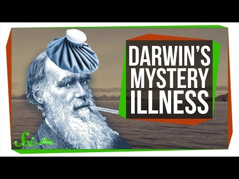 Solving the Mystery of Darwin's Lifelong Illness