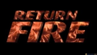 Return Fire gameplay (PC Game, 1995)