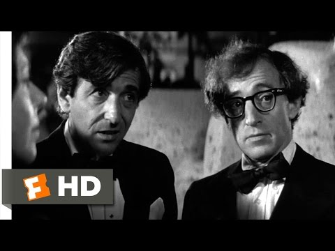 Manhattan (2/10) Movie CLIP - On Nazis and Orgasms (1979) HD