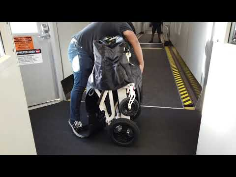 FOLD & GO WHEELCHAIRS®   MagSHOCK® at the Airport