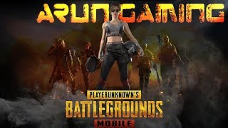 PUBG FUN GAMEPLAY | ARUN GAMING | TAMIL STREAMING#gaming #TAMIL#pubg