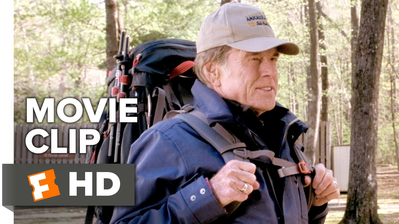 Walk In The Woods Movie CLIP - Beginning of the Trail (2015 ...