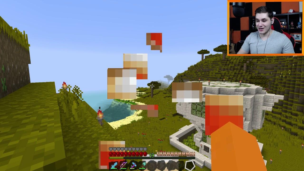 "Minecraft #278,5 –  ""Live 12H?!"""