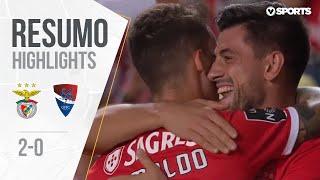 Highlights | Resumo: Benfica 2-0 Gil Vicente (Liga 19/20 #5)