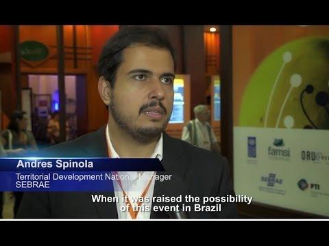 2º Fórum Mundial de Desenvolvimento Economico Local. Org. Sebrae_PNUD_ITAIPU