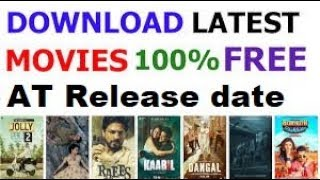 How to Download Latest Bollywood, Hollywood movies Direct without Torrent At Release Date