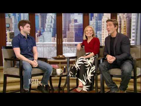 Jeremy Jordan on Reprising