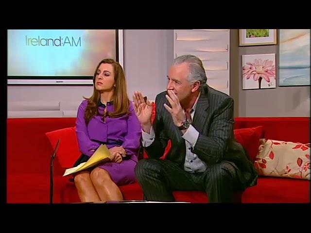Michael McCabe Gary Lee Ireland AM Monday Sept 3rd 2012