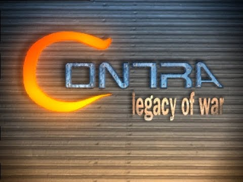 PSX Contra: Legacy of War