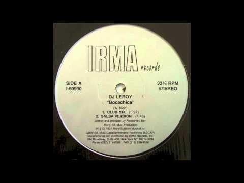 DJ Le Roy - Bocachica (Salsa Version) (1990)