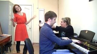Урок вокала.Уточняем характер  A Tisket,A Tasket 2-й сезон ч.2-я(1)
