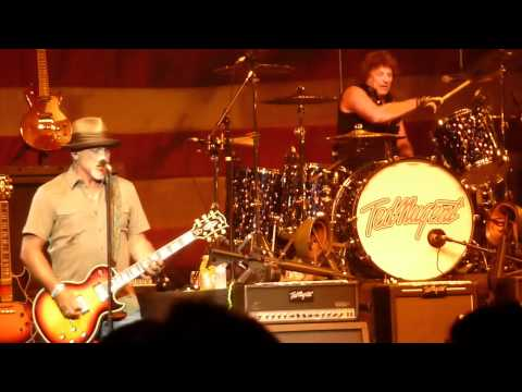 Ted Nugent - Weekend Warriors @ The Grove Of Anaheim CA. 6-30-2011
