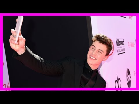 Shawn mendes once leaked his friend's phone number on social media