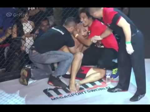 (HD) FULL VIDEO FIGHT Baron Geisler vs Kiko Matos in Valkyrie (REPLAY) June 25, 2016