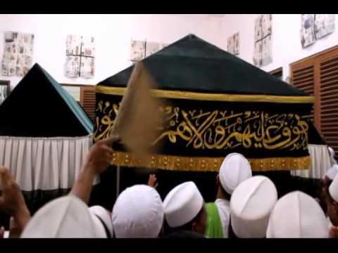 GUBAH AL HADDAD -- SALLAMULAH YA SADDA -- ZIARAH MAQAM HABIB ZEN BIN MUHAMMAD AL HADDAD