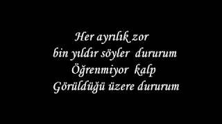 Sezen Aksu - Vay ~ şarkı sözleri ~ [lyrics]
