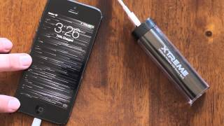 Xtreme 2600mAh Portable Battery Power Bank Review