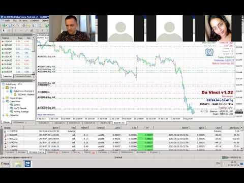 davinci trading crypto
