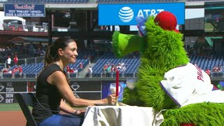 LAD@PHI: Phanatic sets up a date with Alanna Rizzo