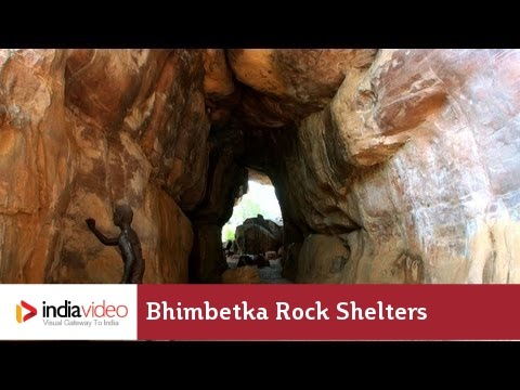 Bhimbetka Rock Shelters — a UNESCO World Heritage Site