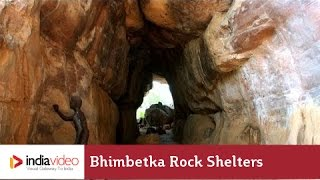 Bhimbetka Rock Shelters - a UNESCO World Heritage Site