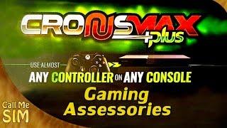Gaming Assessories - Cronusmax Plus Review