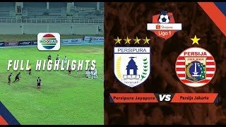 Persipura (2) vs Persija (0) - Full Highlights | Shopee Liga 1