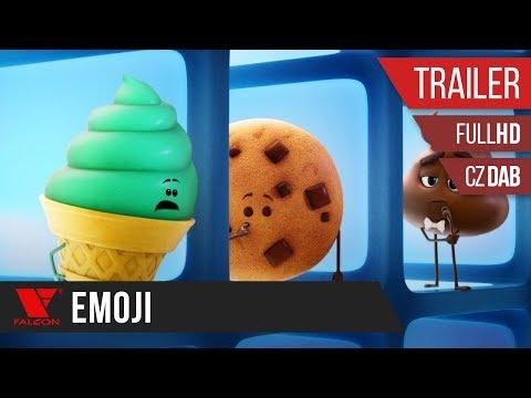 Emoji ve filmu (2017) - Full HD teaser - český dabing