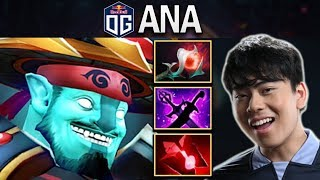 THE GAME THAT RADIANT MID TRIED TO HARD COUNTER OG.ANA STORM SPIRIT - DOTA 2 PRO