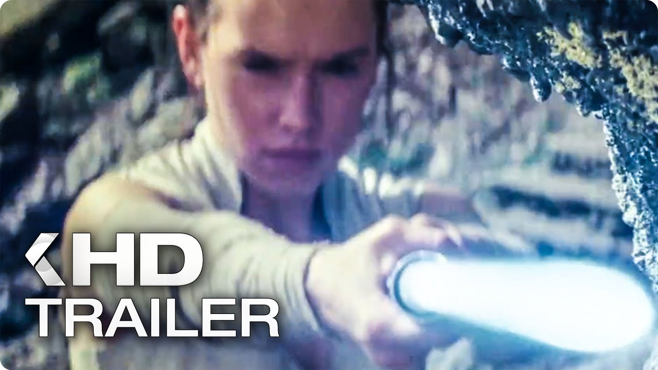 STAR WARS 8: The Last Jedi NEW Sneak Peek & Trailer (2017)