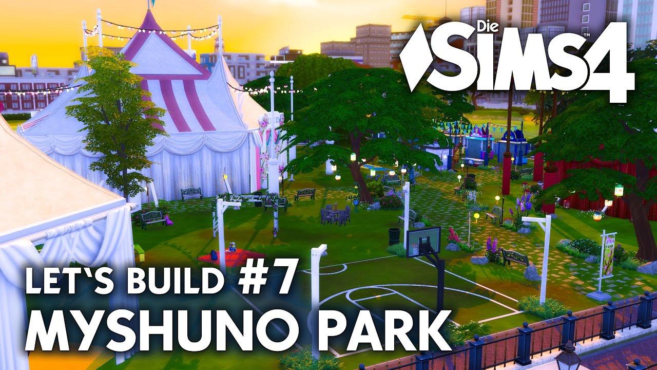Die sims 4 gaumenfreuden release showcase restaurant gameplay pack - Festival Park Bauen Die Sims 4 Gro Stadtleben Myshuno Park 7