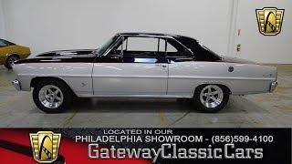 1966 Chevrolet Chevy II, Gateway Classic Cars Philadelphia - #252