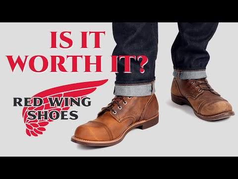 Red Wing Boots Quality