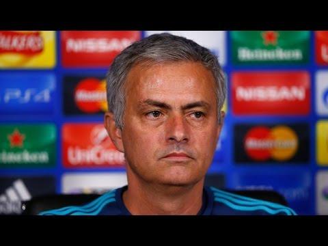 Jose Mourinho Denies Chelsea Dressing Room Revolt