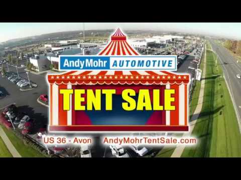 Andy Mohr Automotive Tent Sale | June 2017 | Indianapolis, Indiana