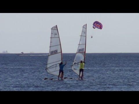 Красное Море, Израиль. Красивые Виды. Апрель 2013! / Арстайл /