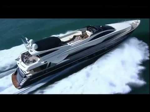 Riva Luxury Yacht - 115' Athena