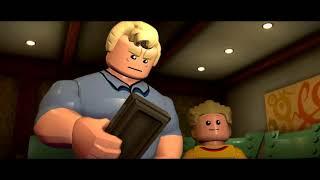 LEGO INIEMAMOCNI GRA PO POLSKU! (4) ZNIEWALACZ EKRANU ZŁAPANY!