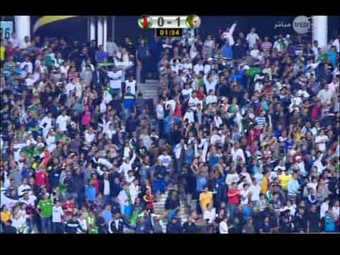 Algeria 1-0 Central African Republic
