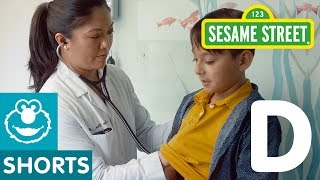 Sesame Street: D is for Doctor