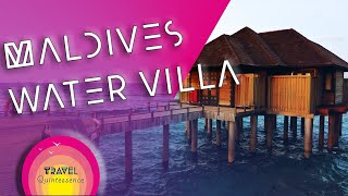 Water Villa at The Sun Siyam Iru Fushi Maldives (extended version)