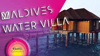 Water Villa at The Sun Siyam Iru Fushi Maldives (extended version)