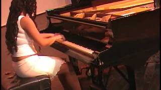 HELEN ALVAREZ piano -Back home blues PARKER